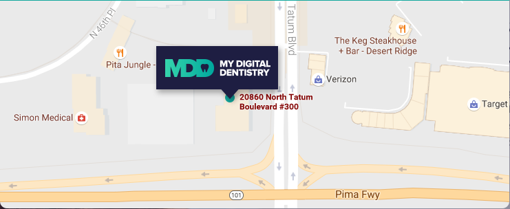 MDD - My Digital Dentistry location